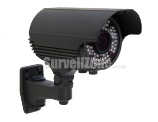 600TVL Sony CCD 60m IR Waterproof Color Camera 9~22mm Lens