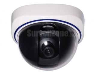 700TVL 1/3 Sony 960H CCD Effio-E DSP  Indoor Color Dome Camera with 3.6mm Lens 0.01 LUX