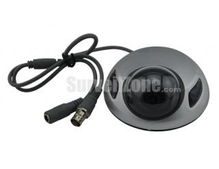 Ultra-thin Sony CCD 600TVL 10m IR Metal Color Camera 2.8mm Lens