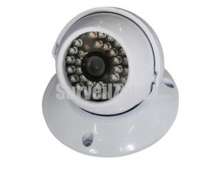 600TVL Sony Super HAD II Color CCD 25m IR Indoor Dome Camera OSD