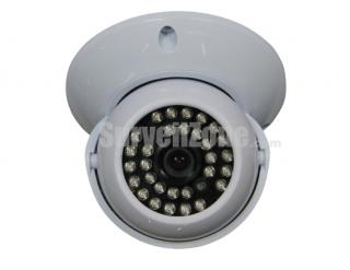 550TVL High-res CMOS Indoor Dome Security Camera IR-cut Filter