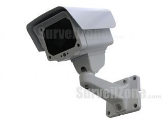 600TVL Sony CCD Waterproof Color Camera 9~22mm Lens 60m IR