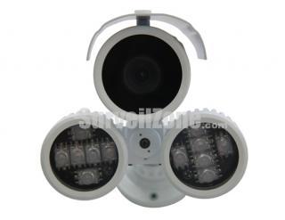 700TVL Sony CCD Effio-E DSP 80m IR Weatherproof Camera 9-22mm Lens