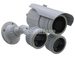 420TVL 1/3 Sony CCD 80m IR Waterproof Camera 9-22mm Manual Zoom Lens