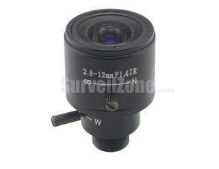 M12 2.8-12mm CCTV Professional Lens for Board Camera