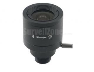 MTV 4-9mm Manual Zoom CCTV Professional Lens