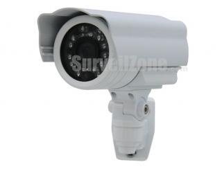 Effio 700tvl Sony CCD 20m IR Weatherproof Camera OSD