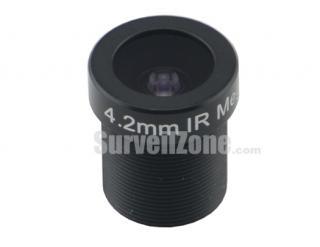 MTV Mount 4.2mm CCTV Professional Megapixel Board Lens for Security Camera