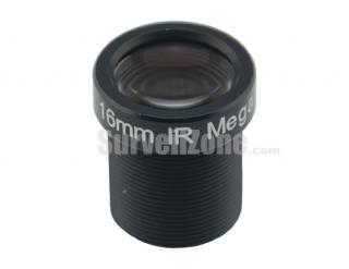 MTV Mount 16mm CCTV Megapixel Board Lens for Security Camera