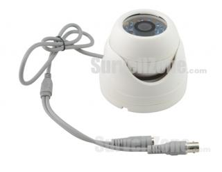 600TVL Sony Super HAD II CCD 15m IR Indoor Dome Camera