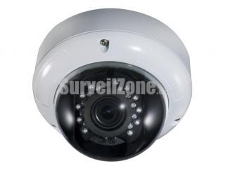 4.5 Inch Effio-E Sony 960H CCD 700TVL 20m IR Waterproof Dome Camera