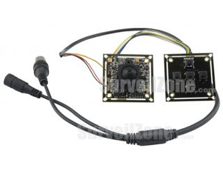 Sony CCD 600TVL Board Security Camera 3.7mm Pinhole Lens OSD