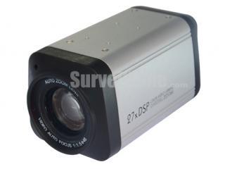 27X Zoom Sony CCD 480TVL Color DSP Camera 0.01Lux