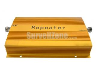 Wireless GSM 900MHz Mobile Phone Signal Amplifier RF Repeater 200 Square Meters