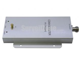 Mini Wireless CDMA 850MHz Mobile Phone Signal Amplifier RF Repeater(Ceiling+Directive antenna)