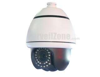 "1/3"" Sony CCD 700TVL 10X Zoom IR Mini High Speed PTZ Camera"