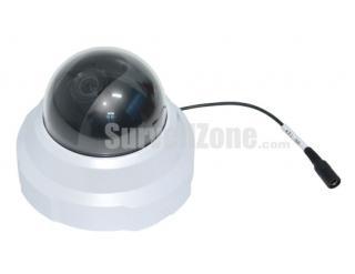 720P Megapixel HD Indoor Dome IP Camera POE