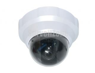 720P HD Low Light Indoor Dome IP WDR Camera