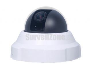 1080P Megapixel HD Low Light Indoor Dome IP Camera POE
