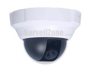 2M 1080P Megapixel HD Low Light Indoor Dome IP Camera