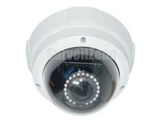 720P HD Megapixel Outdoor IR Dome IP Camera