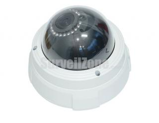 1080P Real-time HD Megapixel Outdoor IR Dome IP Camera