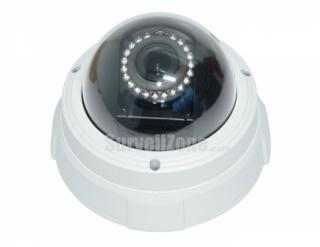 720P HD Megapixel Outdoor IR Dome IP WDR Camera