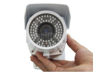 420TVL Sony CCD 60m IR Waterproof Camera 9-22mm Lens