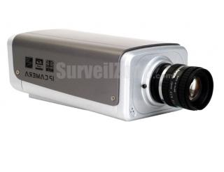 720P HD Indoor WDR Low Light Box IP Camera