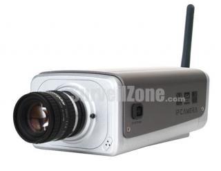 Wireless 720P HD Indoor Box IP WiFi Camera