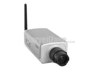 Wireless WiFi 720P HD Low Light WDR Indoor Box IP Camera