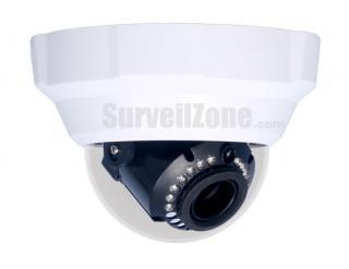 720P HD Megapixel IR Indoor Dome IP WDR Camera