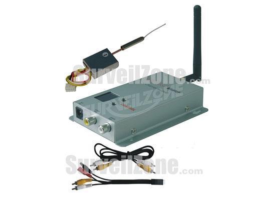 2.4G 100mW Mini 1CH Wireless AV Transmitter & Receiver