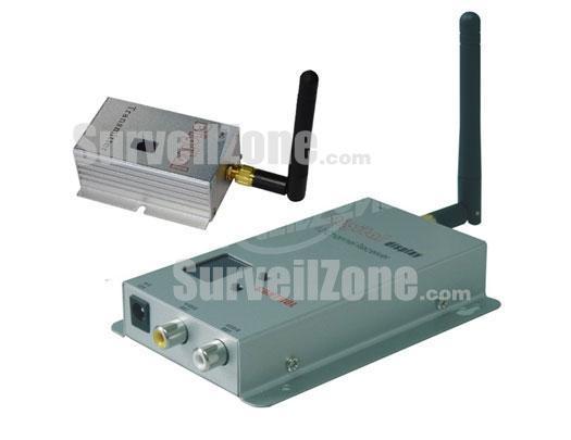 2.4G 2000mW 8CH Wireless AV Transceiver