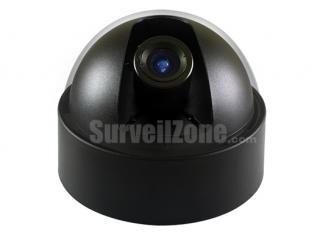 Sony CCD 600TVL Mini Color Camera 4-9mm Lens