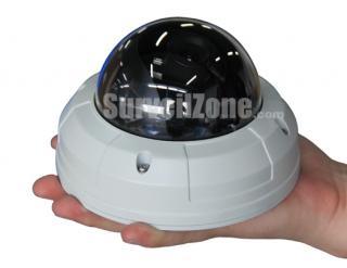 4.5 Inch Effio-E Sony 960H CCD 700TVL Waterproof Dome Camera