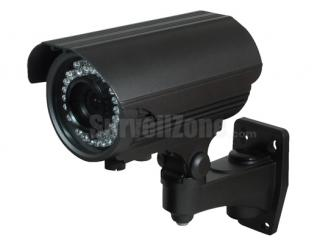 CMOS 550TVL 40m IR Color Waterproof Camera 2.8-12mm Varifocal Lens