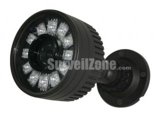 700TVL 1/3 Sony 960H CCD Effio-E 80m IR Waterproof Color Camera 12 LEDs