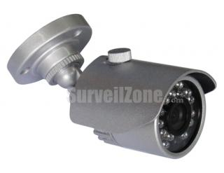 EFFIO 700tvl Sony Super HAD CCD 20m IR Waterproof Camera OSD