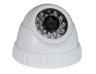 600TVL Sony Super HAD II Color CCD Indoor Dome Camera OSD 20m IR