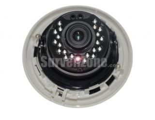 690HTVL Effective Pixim Super WDR Indoor Color IR Dome Camera with 2.8-12mm Lens OSD