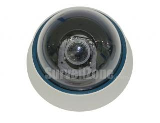700TVL Sharp 960H CCD Indoor Color Dome Camera With D-WDR 3D-DNR OSD