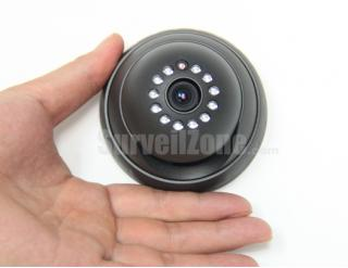 Sony CCD 700TVL 10m IR Mini Metal Dome Camera 3.6mm Lens