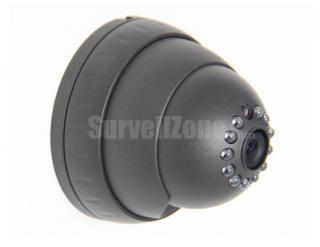 2.5 Inch Sony CCD 600TVL 10m IR Color Camera 3.6mm Lens