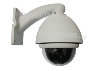 Sony CCD 1/3 inch 650TVL 10X Zoom Mini High Speed PTZ Camera