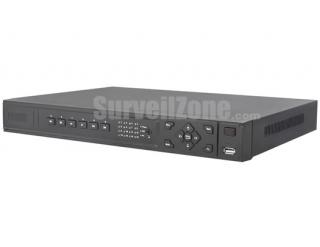 4CH IP HD ONVIF NVR 120fps@1080p with HDMI and VGA Output