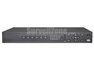 8CH Full 720P IP HD NVR 120fps@1080p HDMI and VGA Output