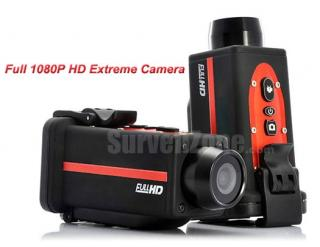 Outdoor Waterproof Sports Action Video Camera DVR Full HD 1080P