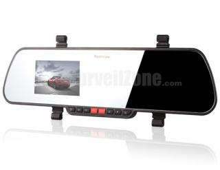 1080P Full HD Multi-function Vehicle Mounted Rearview Mirror Car Black Box