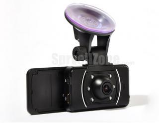 1080P Full HD Slide Car Black Box Traveling Data Video DVR Camera